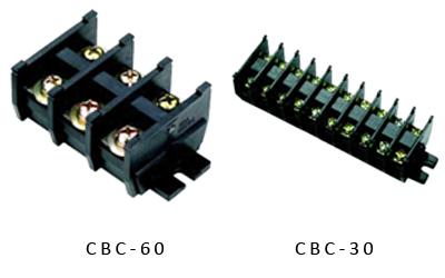 Terminal Block Hitam TBR-60A