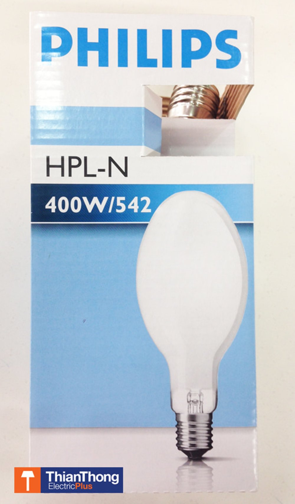 LAMPU MERCURY HPL-N 250W E40