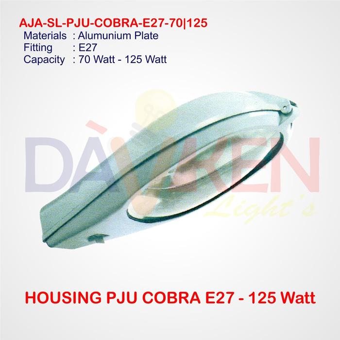 LAMPU JALAN  IW-168 A BIG GLAS