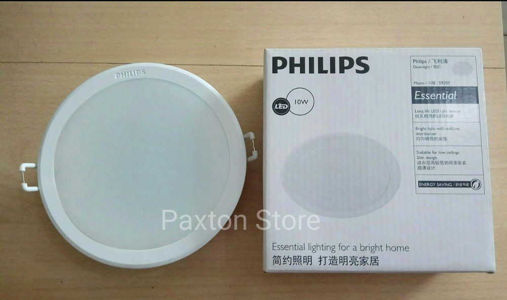 LAMPU DOWNLIGHT PHILIPS 10WATT