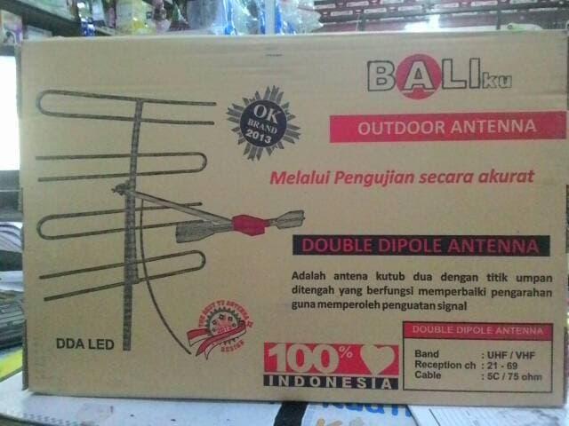 Antena luar Baliku