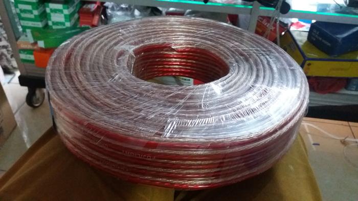 Kabel Transparan 2x80x100m Ful