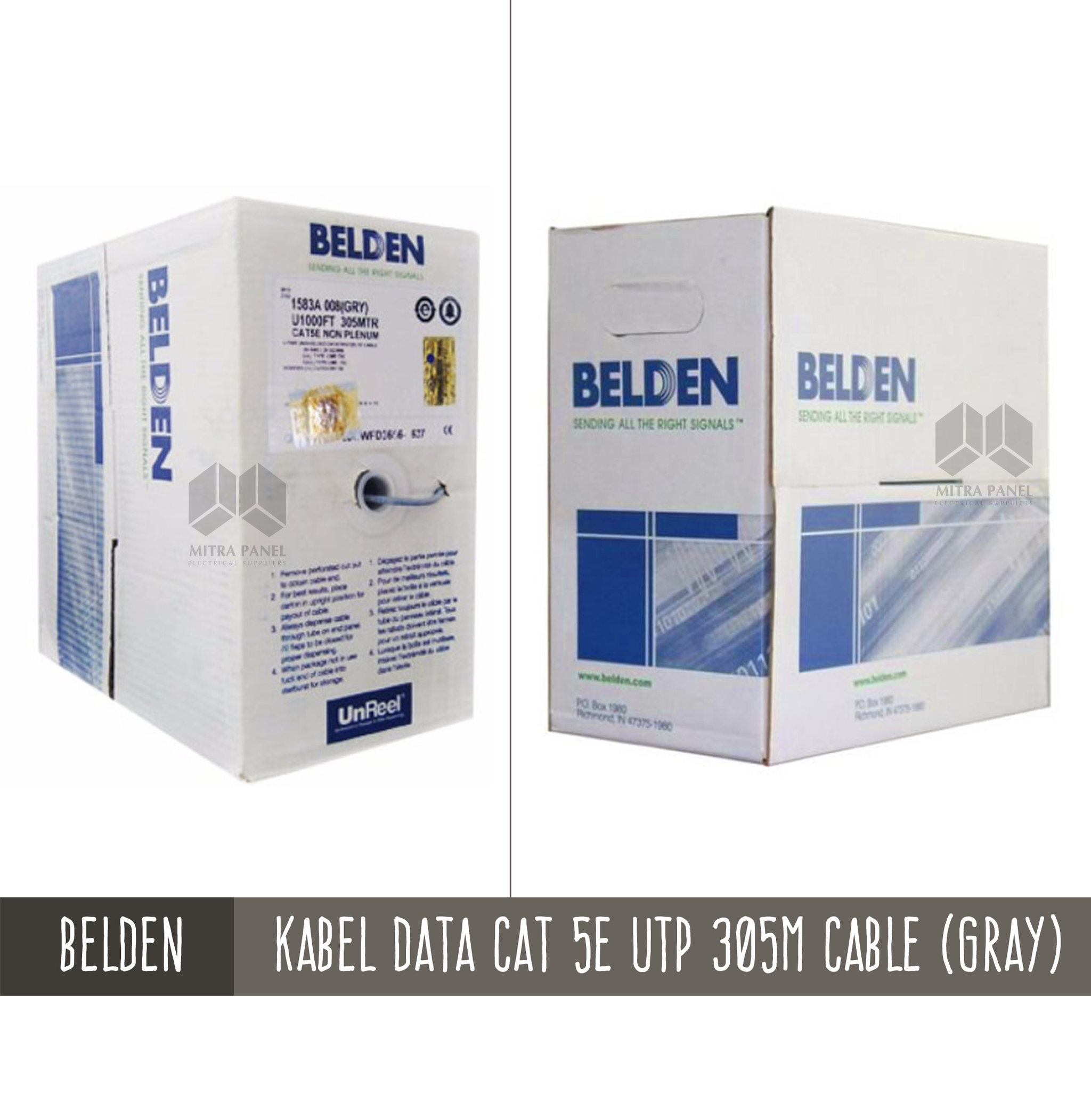 Kabel Data Cat5 Belden