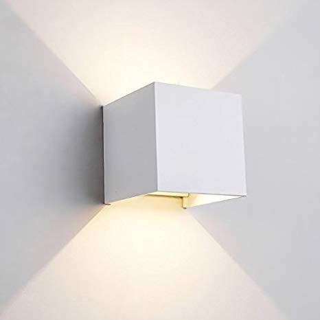 Ekterior lampu dinding