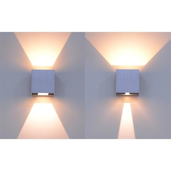Ekterior lampu dinding model 5