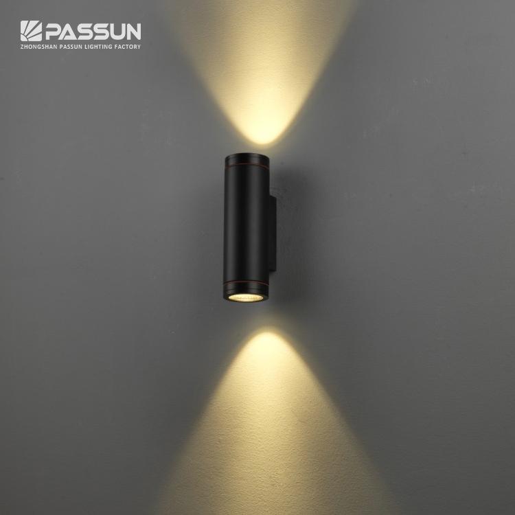 Ekterior lampu dinding model 7