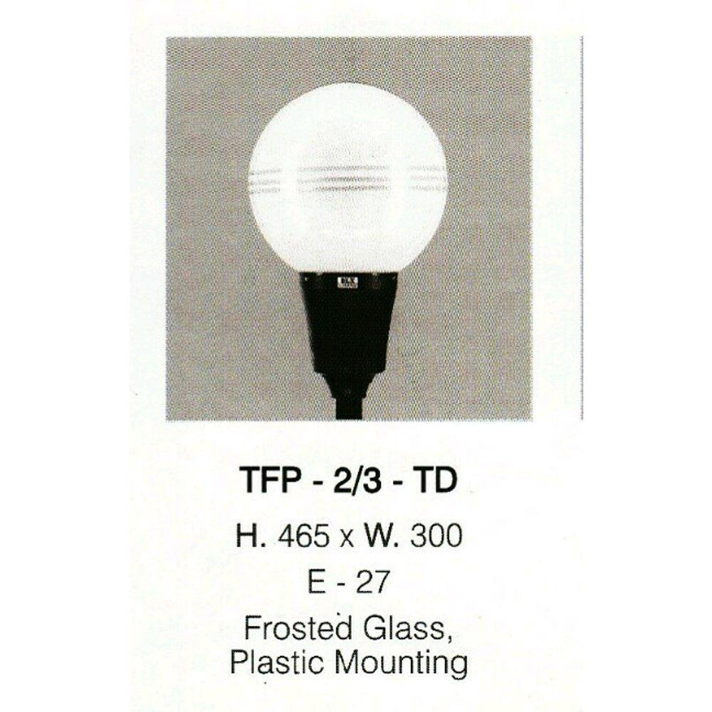 lampu taman DLX TFP-2/3 TD