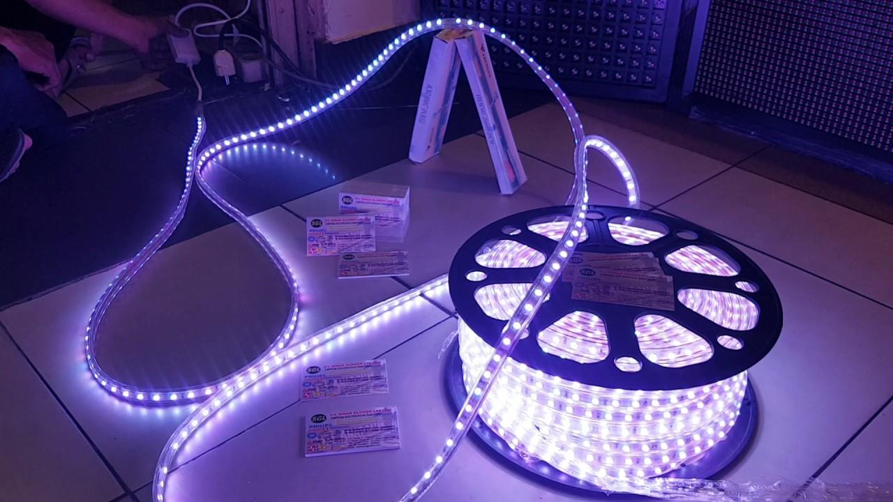 Lampu selang LED 1